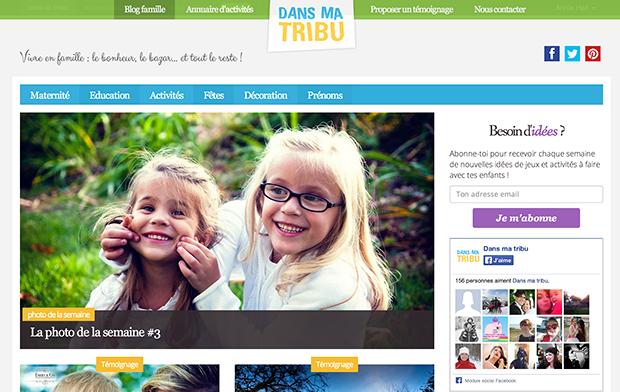 Dans Ma Tribu blog enfant famille